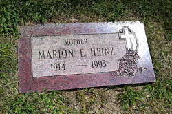 Marion E. Heinz
