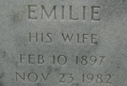 Emilie Anna L Brown