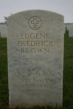 Eugene Frederick Brown