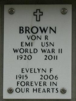 Evelyn Fostina <I>Shelley</I> Brown