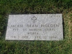Jackie Dean Holden