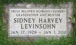 Sidney Harvey Levinsohn