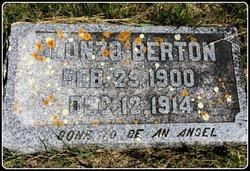 Alonzo Berton Chamberlain