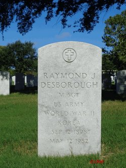 Raymond J Desborough