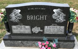 Rachel Grace <I>Connelly</I> Bright