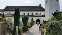Fraueninsel Cemetery