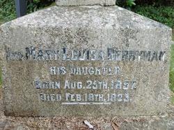 Mary Louisa Berryman