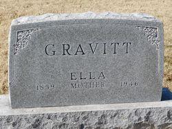 Ella M <I>Morrison</I> Gravitt