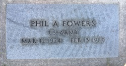 Phil Alfred Fowers