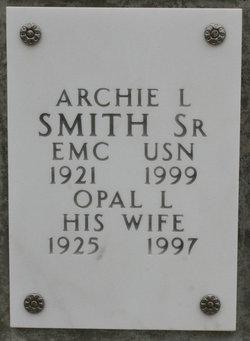 Archie Linton Smith, Sr