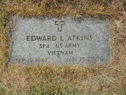 Edward L Atkins
