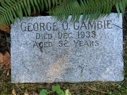 George Ormond Cambie
