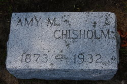 Amy M. <I>Waterman</I> Chisholm