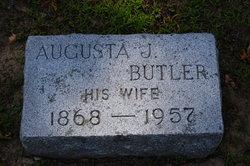 Augusta Julia <I>Butler</I> Chisholm
