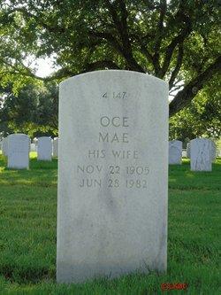 Oce Mae <I>Barrett</I> Bierschwale