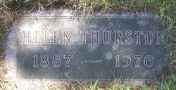 Helen Suzanna <I>Herum</I> Thurston