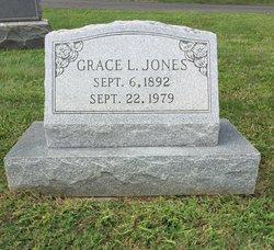 Grace Lillian <I>Jones</I> Jones