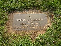 Calvin A Macauley
