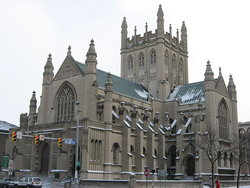 Trinity Cathedral Crypt