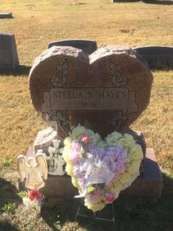 Stella B.  <I>Baxter</I> Hayes