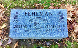 Virginia <I>Mussett</I> Fehlman