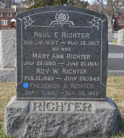 Frederick A. Richter