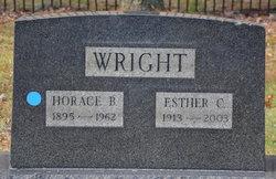Horace B Wright, Sr