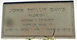 John Phillip Davis