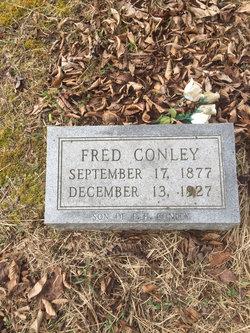Thomas Fred Conley