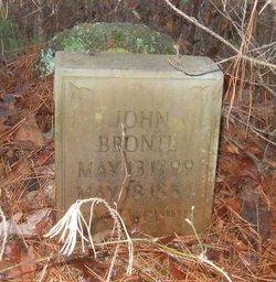 John Bronte