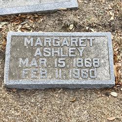 """Margaret A """"Maggie"""" <I>Floyd</I> Ashley"""