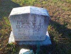 Pauline L. Edgeworth