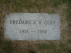 Frederick Richmond Goff