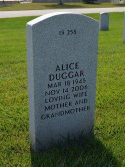 Alice Duggar