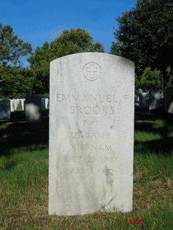 Emmanuel F Brooks