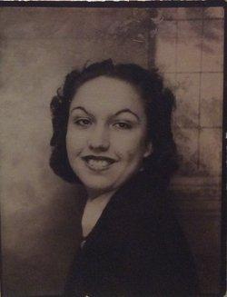 Mildred Louise <I>Daniel</I> Barr
