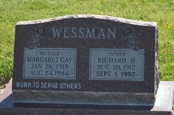 Margaret Gay Wessman