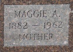 """Margaret Ann """"Maggie"""" <I>McCartney</I> Green"""