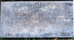 Robert L Deswert