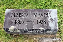 Alberta Blevins