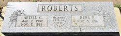 Artell Green Roberts