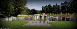 Round Plains Cemetery