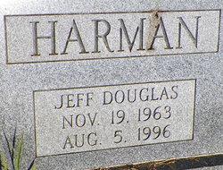 Jeff Douglas Harman