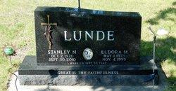 Eldora Mae <I>Stende</I> Lunde