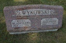 """Alexander """"Alex"""" Wykowski"""