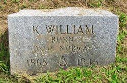 Kristian William Vosburgh