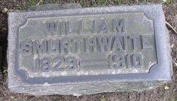 William Edward Smurthwaite