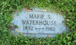 Marie Sophia <I>Sorenson</I> Waterhouse
