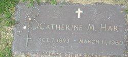 Catherine M Hart