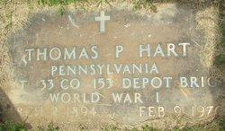 Thomas P Hart
